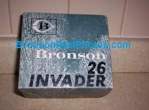 "Bronson ""Invader"" No.26 Reel 2"