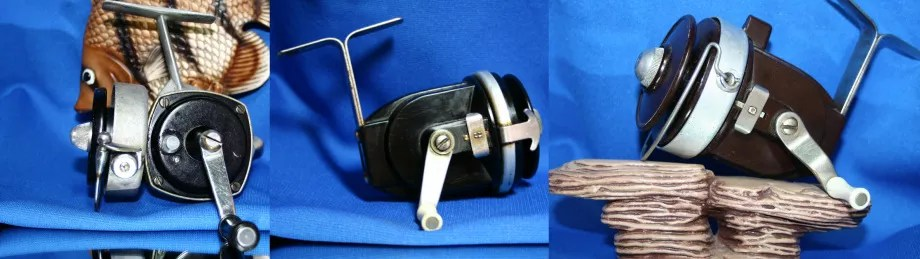 Bronson Open Face Spinning Reels – ORCA