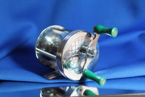 JC Higgins Model 100 Fishing Reel made by Bronson 1