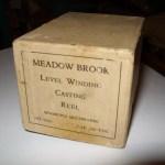 Meadow Brook Reel No. 9700 by Bronson B