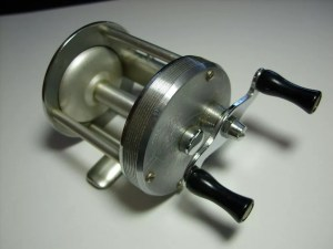 JC Higgins Reel Model No. 537.31011 Made by Bronson 2