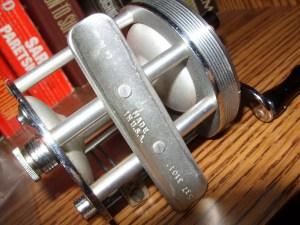 JC Higgins Reel Model No. 537.31011 Made by Bronson 1