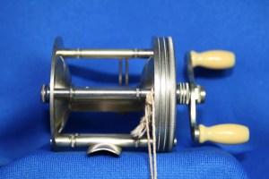 """X-pert Twenty"", RARE Bronson Factory Reel Prototype No.9000 D"