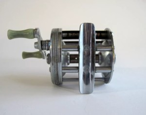 J.C. Higgins Reel Model 46 and Model 46-A by Bronson G