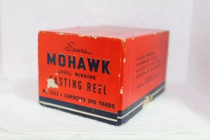 "Mohawk"" Reel No. 312.3111 and No. 312.3600 by Bronson C"