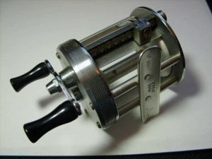 JC Higgins Reel Model No. 537.31011 Made by Bronson 4
