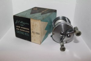 J.C. Higgins Model 300 400 Reels Made by Bronson 1