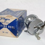 JC Higgins Reel No. 537.31010 and No. 537.3101 Made by Bronson 1