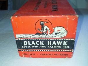 Bronson Blackhawk 3124 Reel