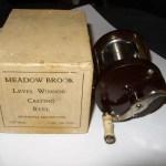 Meadow Brook Reel No. 9700 by Bronson A