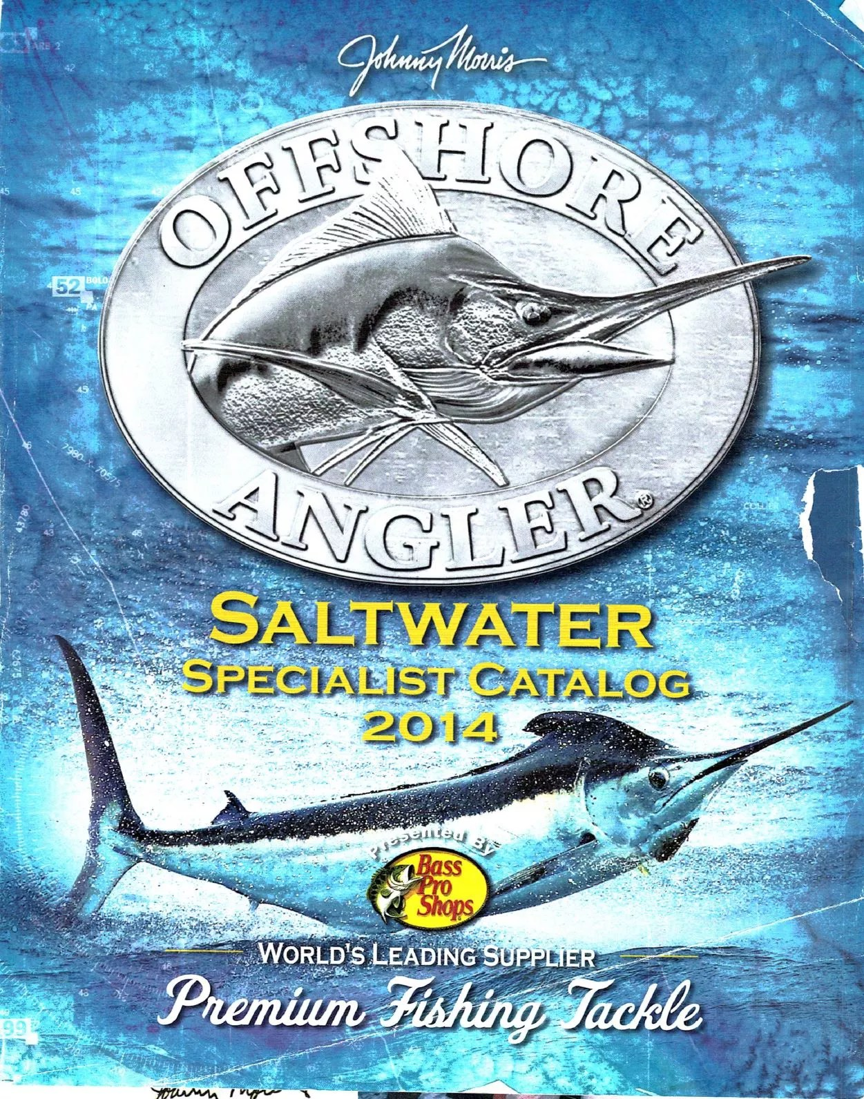 Bass Pro Shop Saltwater Angler Catalog 2014 – ORCA