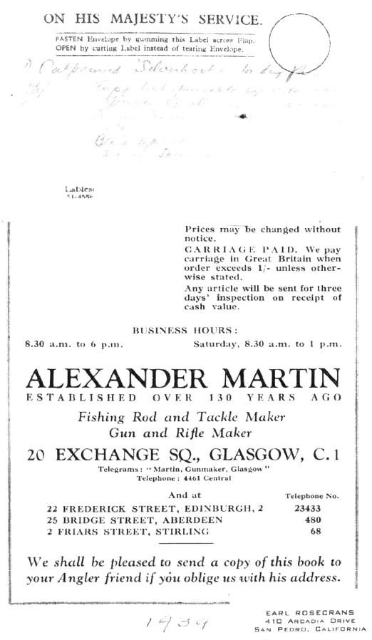 Martin, Alexander - Glasgow