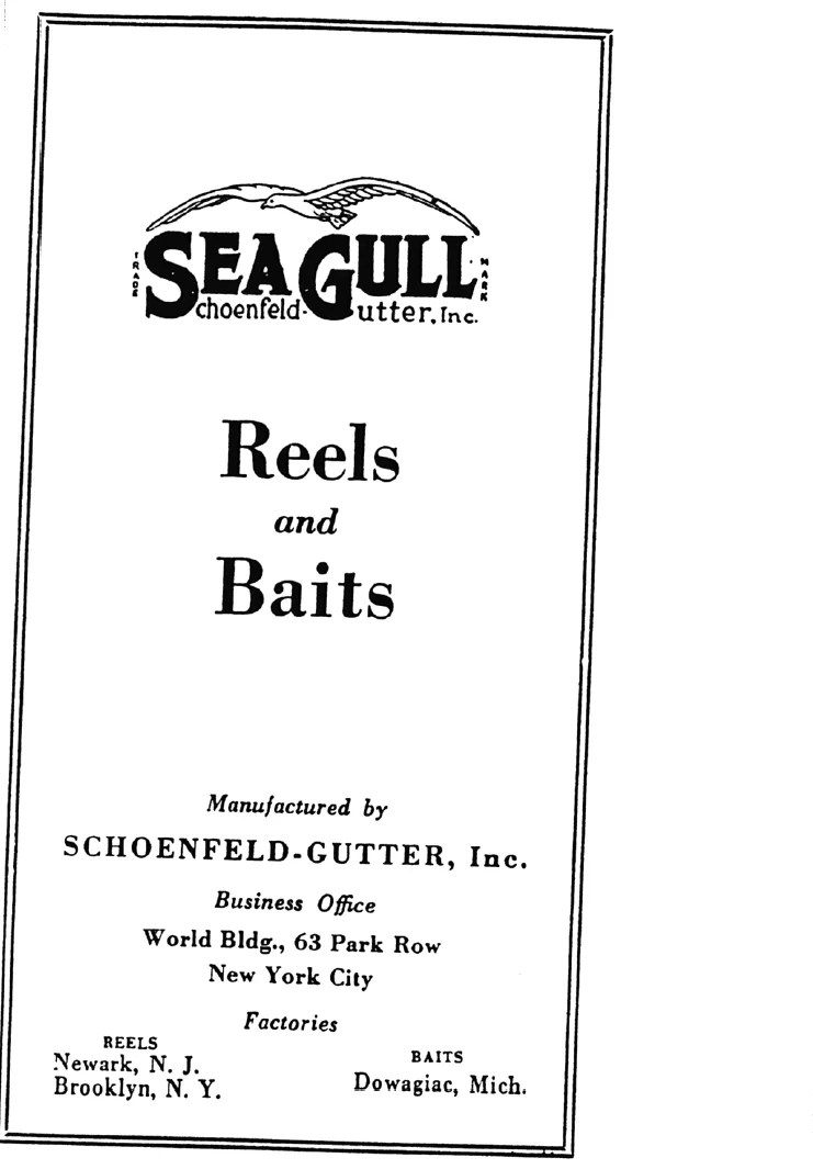 Schoenfeld-Gutter Inc. (Sea Gull)