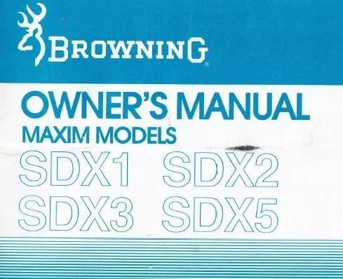 Browning - Schematics
