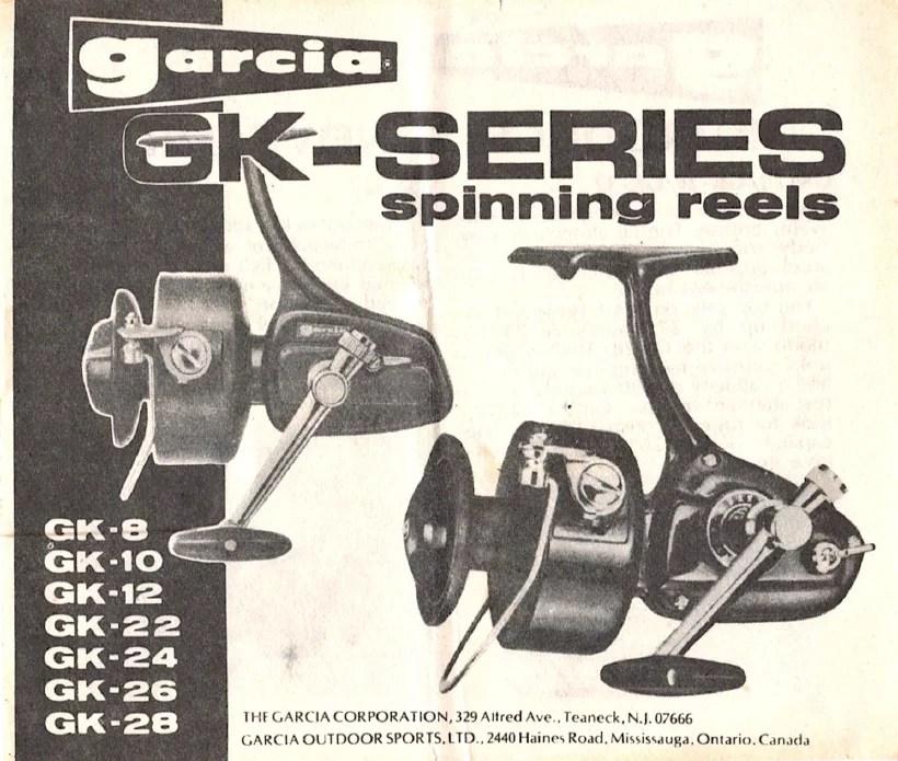 Garcia - schematics