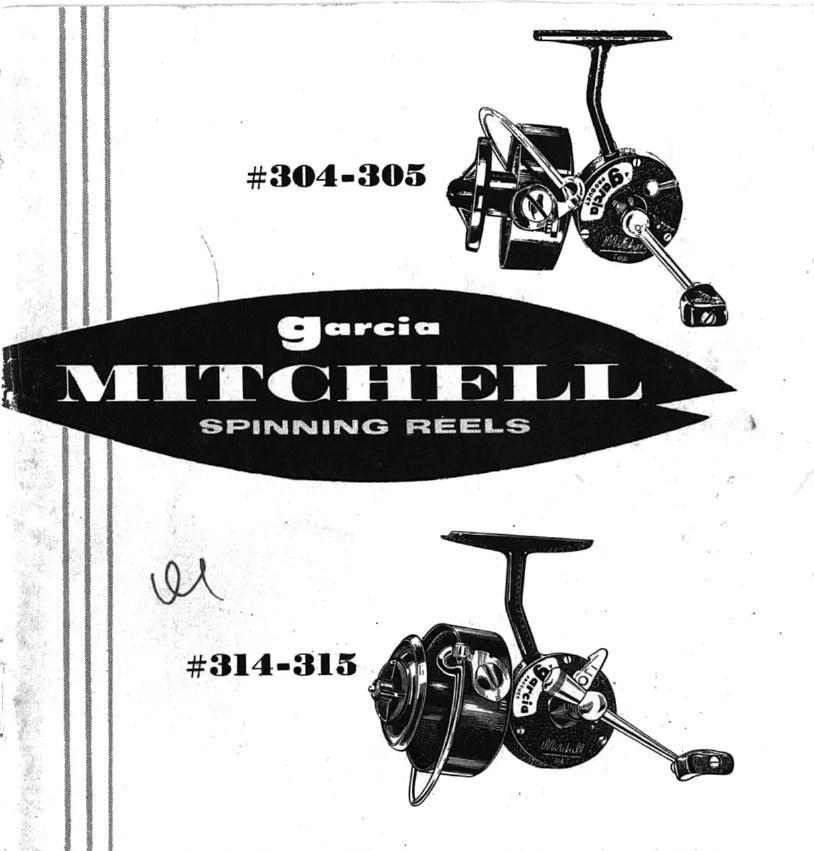 Garcia-Mitchell - schematics