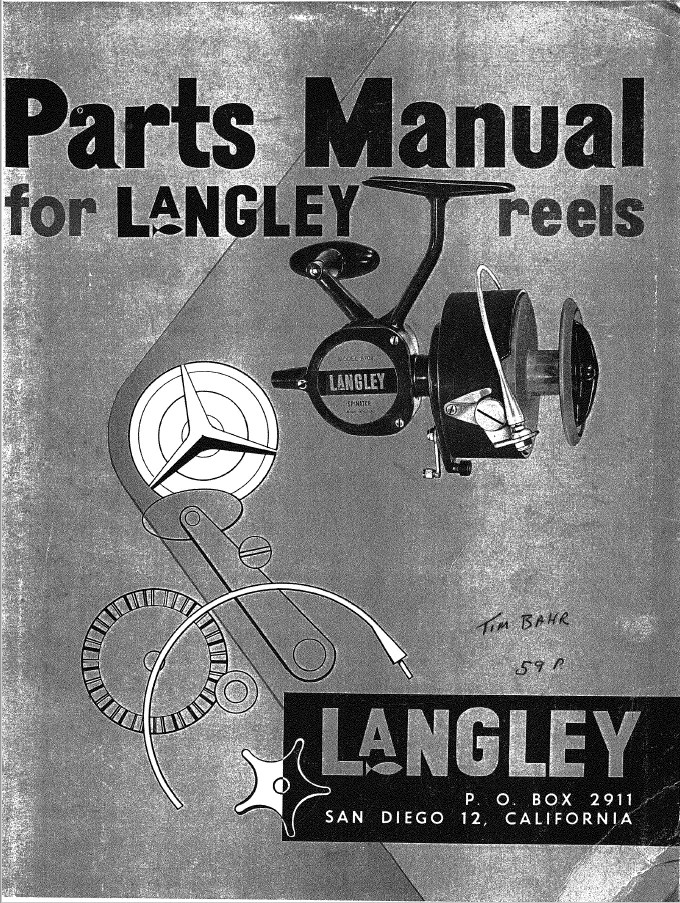 Langley Corporation - schematics