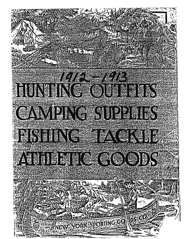 New York Sporting Goods Co.
