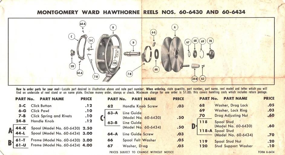 Montgomery Ward - schematics