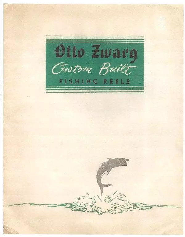 1947 Zwarg Catalog Cover