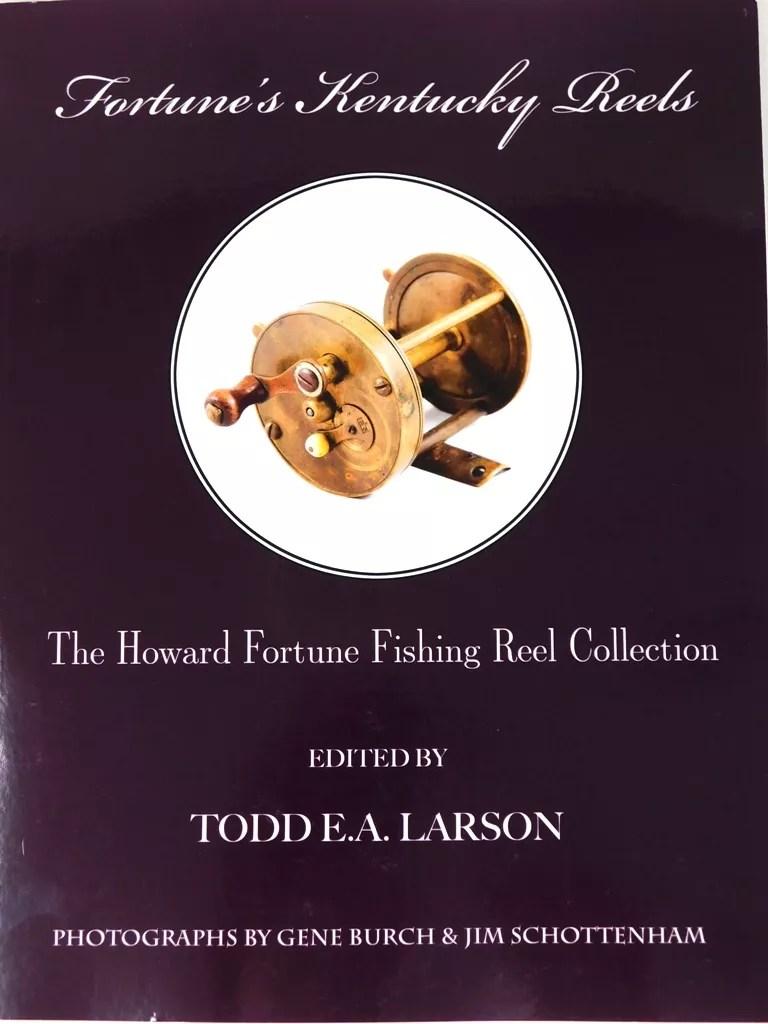 Fortune's Kentucky Reels Book