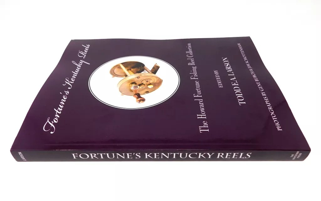 Fortune's Kentucky Reels Book