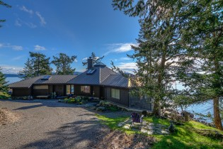 Orcas Island Waterfront living