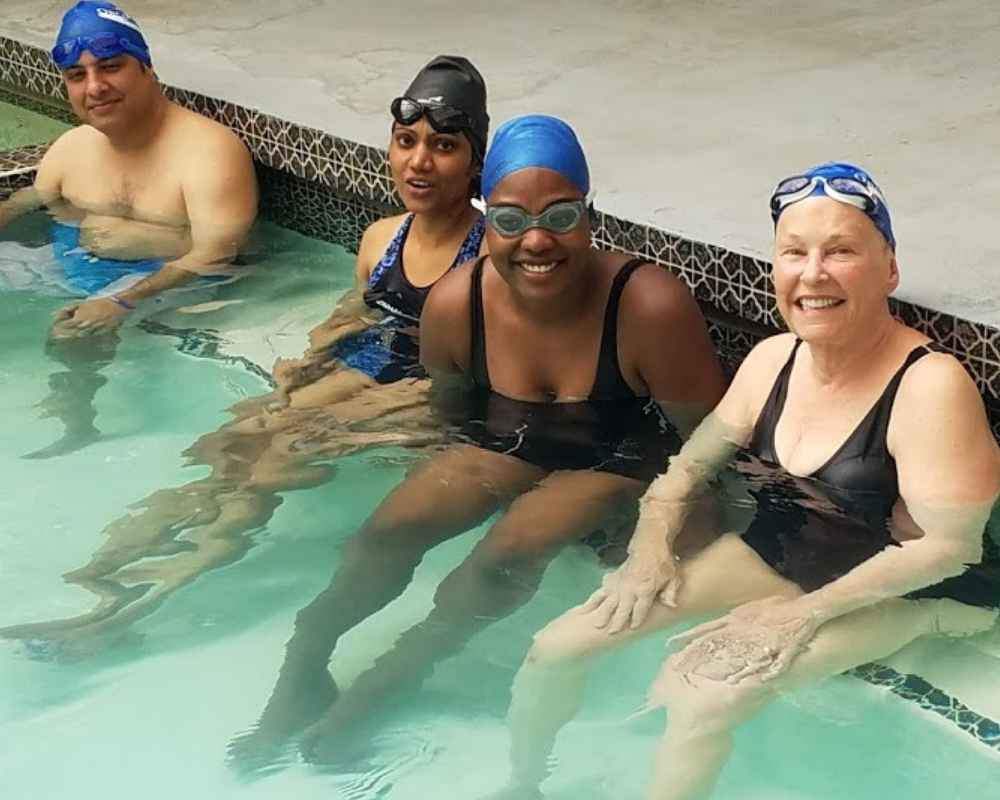 Practice Swim Sessions At Seattle And Bothell Pools Orca Swim School