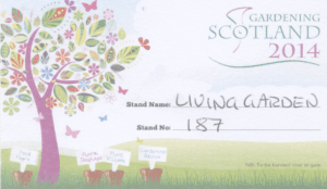 Gardeningscotlandticket