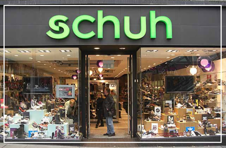 Schuh Store Front