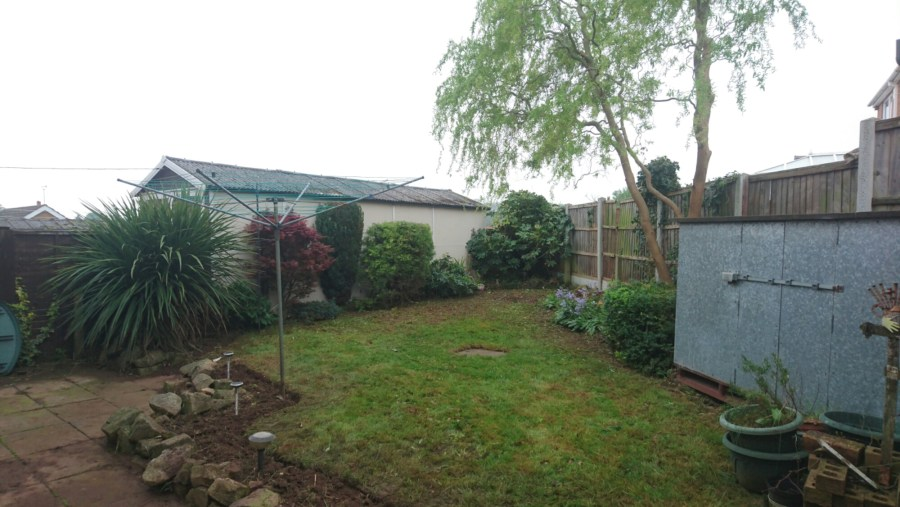 Garden Clearance, Nuthall, Nottingham, NG16 After