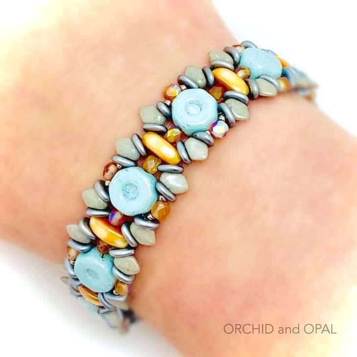 briar rose beaded bracelet