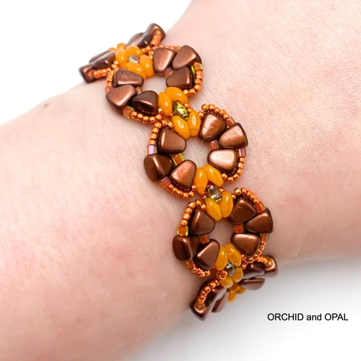 nib-bit bead bracelet