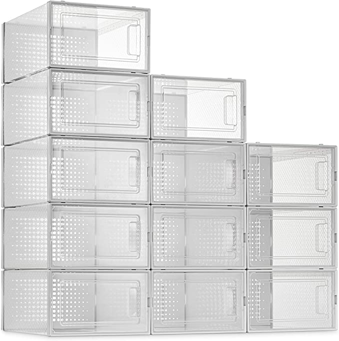 stackable craft storage containers