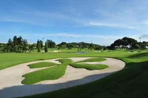 Vanda golf course at Orchid Country Club