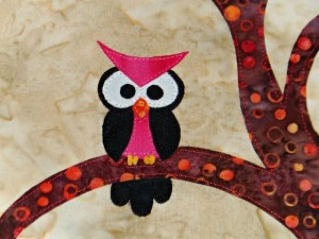Leaf-Me-Alone-Owl