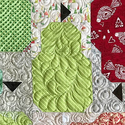 custom-quilting-pear-quilt - T