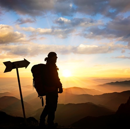 Hiking Appalachian Trail to Raise Recovery Awareness