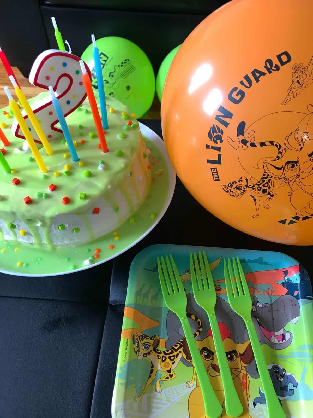 Best Very Vanilla Cake Recipe + Birthday #2 Cake