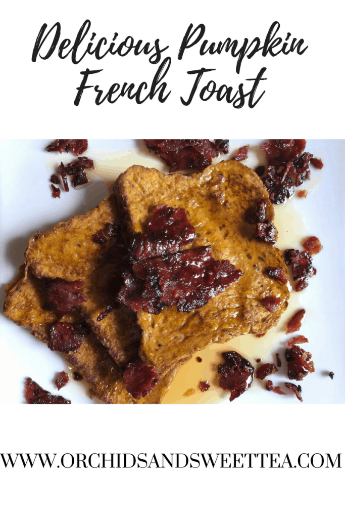 Delicious Pumpkin French Toast