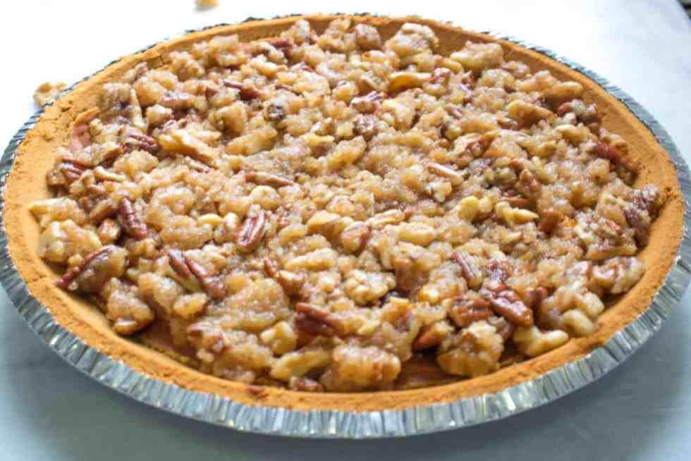 Maple Vegan Pumpkin Pie
