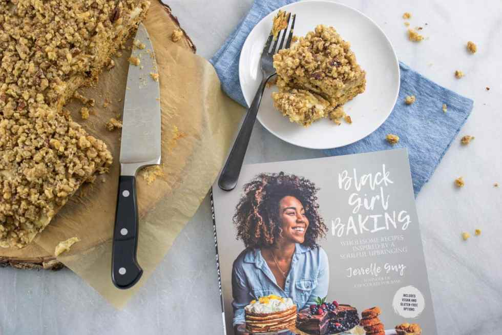 Black Girl Baking Cookbook: Carrot Cake Cheesecake