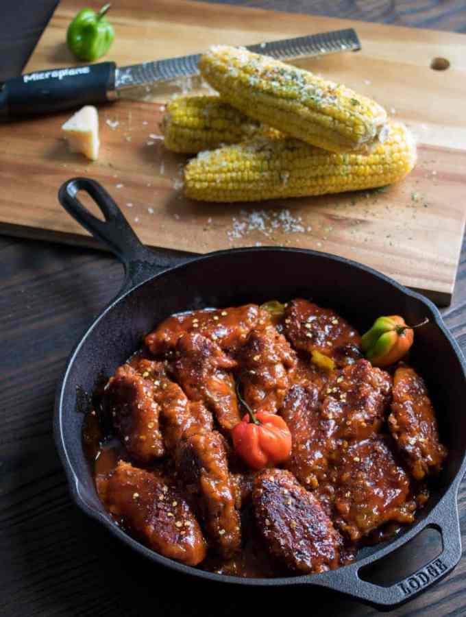 Hot + Spicy Nine Mile Buffalo Wings