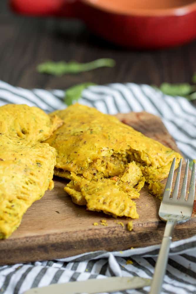 Spicy Jamaican Lentil + Quinoa Vegan Patties