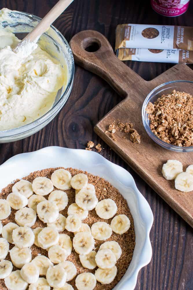 Southern Banana Pudding Cream Pie