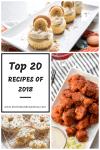 Top 20 Recipes of 2018