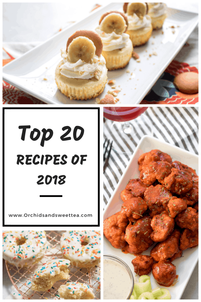 Top 20 Recipes of 2018