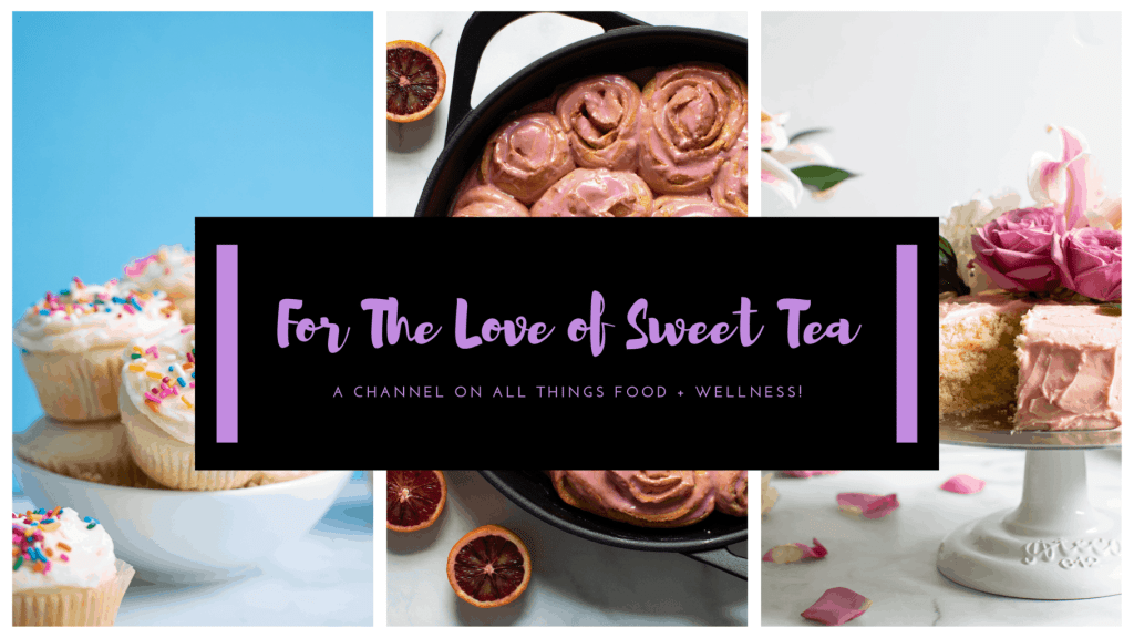 Orchids + Sweet Tea