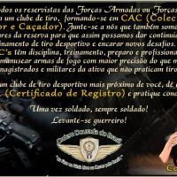 CAMPANHA REAÇÃO CAC - PELO DIREITO À LEGÍTIMA DEFESA