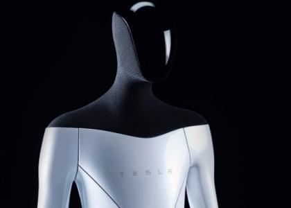 ELON MUSK REVELA EL PROTOTIPO DEL ROBOT HUMANOIDE TESLA